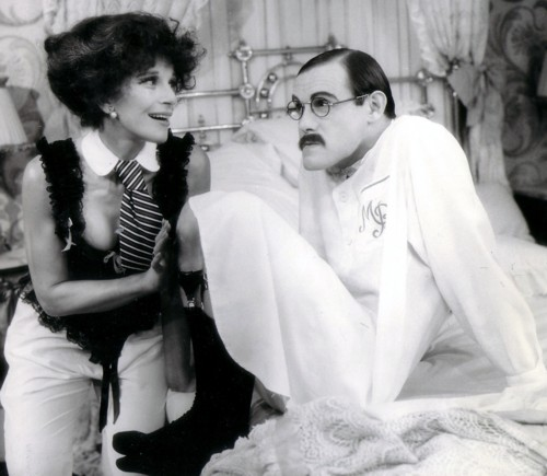 Fenella fielding and clive francis
