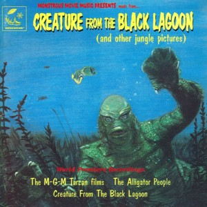 The Thunder Child: The Creature From the Black Lagoon