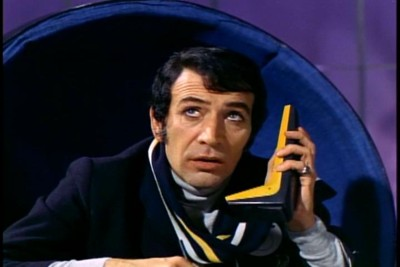 peter wyngarde doctor who