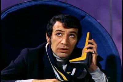 peter wyngarde doctor who